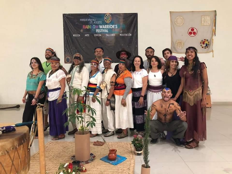 Rainbow Warrior's Festival
